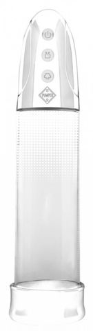 Прозрачная вакуумная помпа Premium Automatic Pump Luv Pump