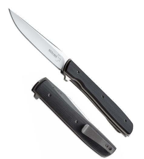 Нож Boker модель 01bo732 Urban Trapper G10