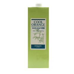 Lebel Cool Orange Hair Soap Super Cool 1600 мл.