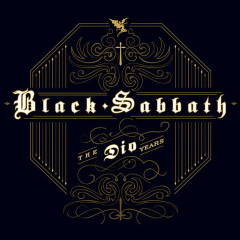 Black Sabbath / The Dio Years (CD)