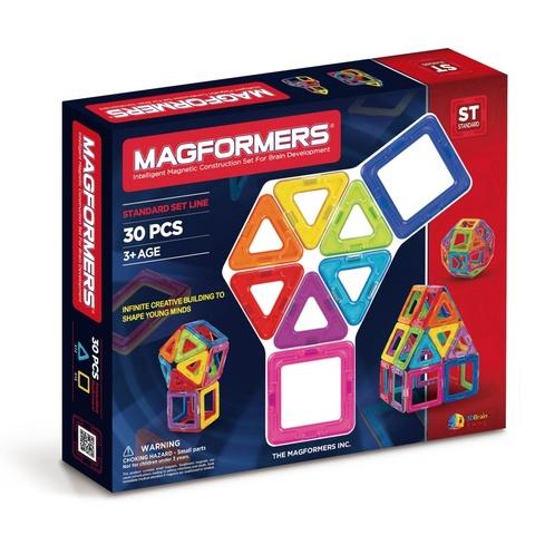 Магнитный конструктор Magformers Набор 30
