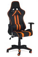 Кресло iИкар (Car) — черный/оранжевый