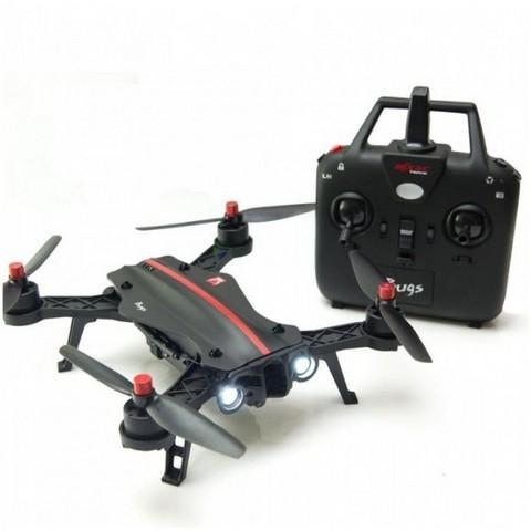 Радиоуправляемый гоночный квадрокоптер MJX Bugs 8 с 3D-переворотами