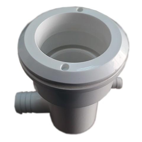 Корпус для гидромассажной форсунки из ABS, пластика, d20мм*10мм PoolKing