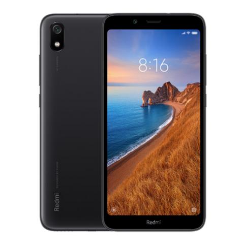 Смартфон Xiaomi Redmi 7A 2/16GB Matte Black