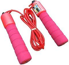 Atlama ipi \ Прыгалки \ Jump rope pink (Elektron)