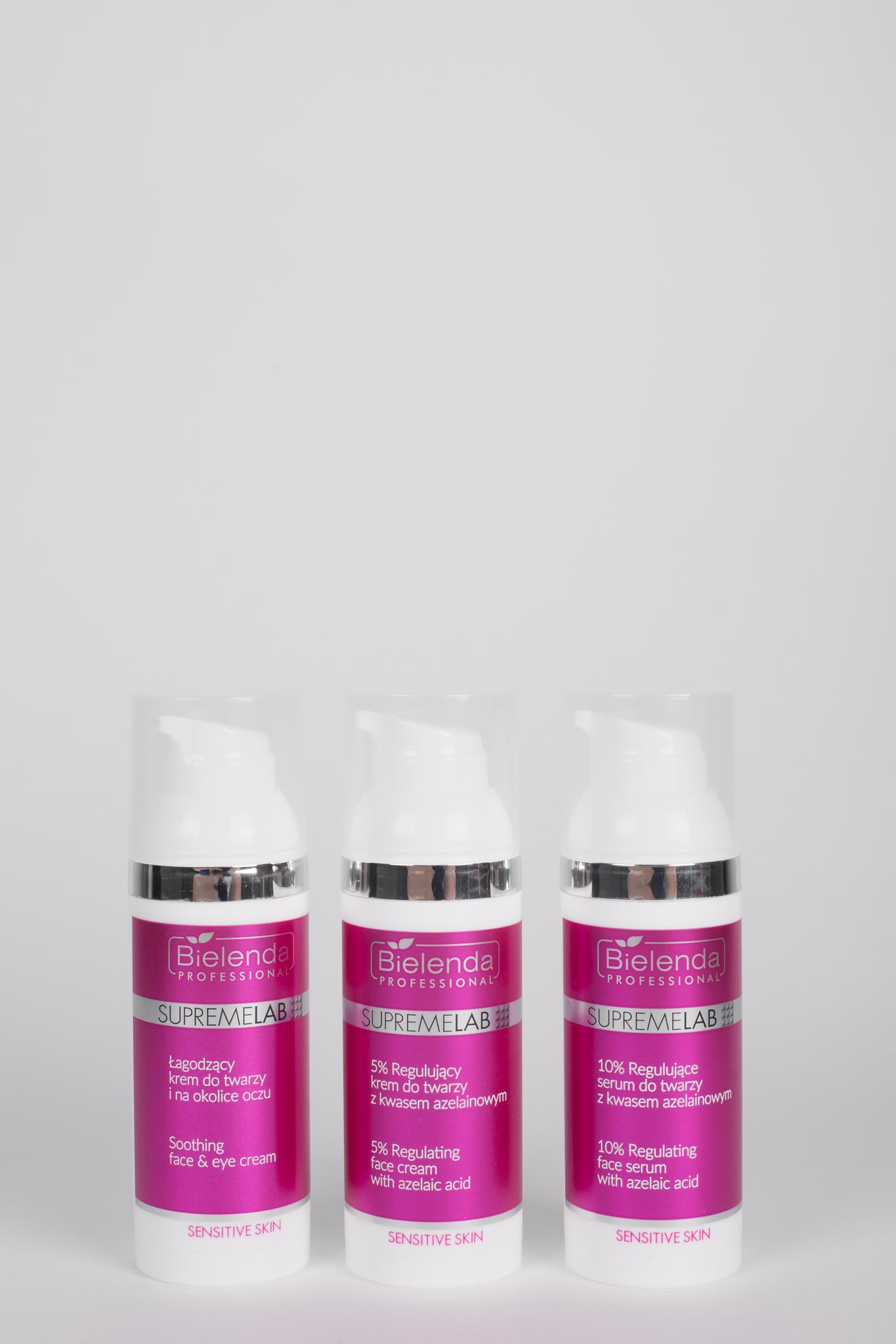SENSITIVE SKIN 10% Регулирующая сыворотка для лица с азелаиновой кислотой, 50 мл