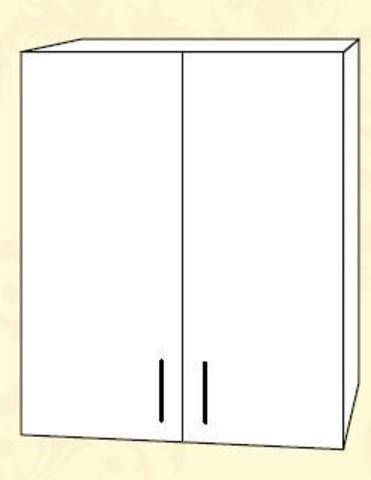 Империя П 600 Шкаф верхний