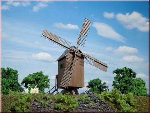 Ветряная мельница, (TT)