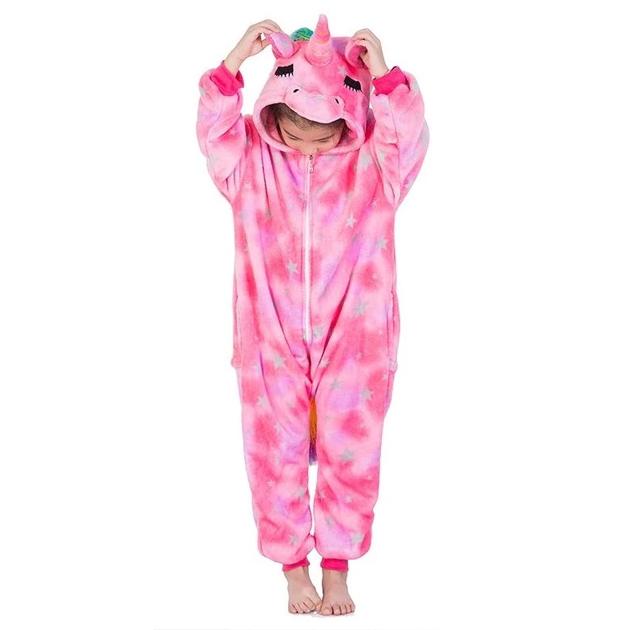 Плюшевые пижамы Карамельный Единорог детский карамельный.jpg