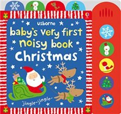 Baby's Very First Noisy Book: Christmas (sound ...