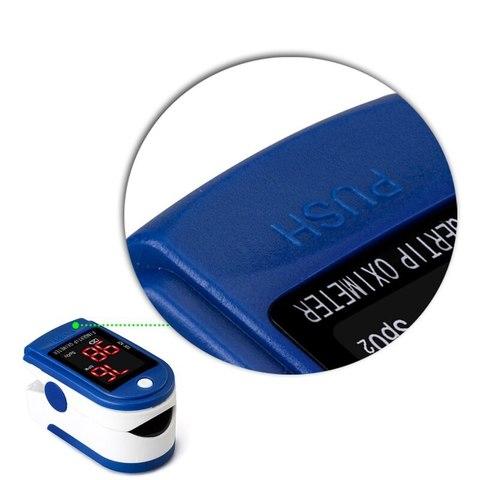 Пульсоксиметр на палец Pulse Oximeter