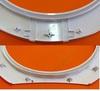 Внешняя рамка люка стиральных машин Горенье 587449