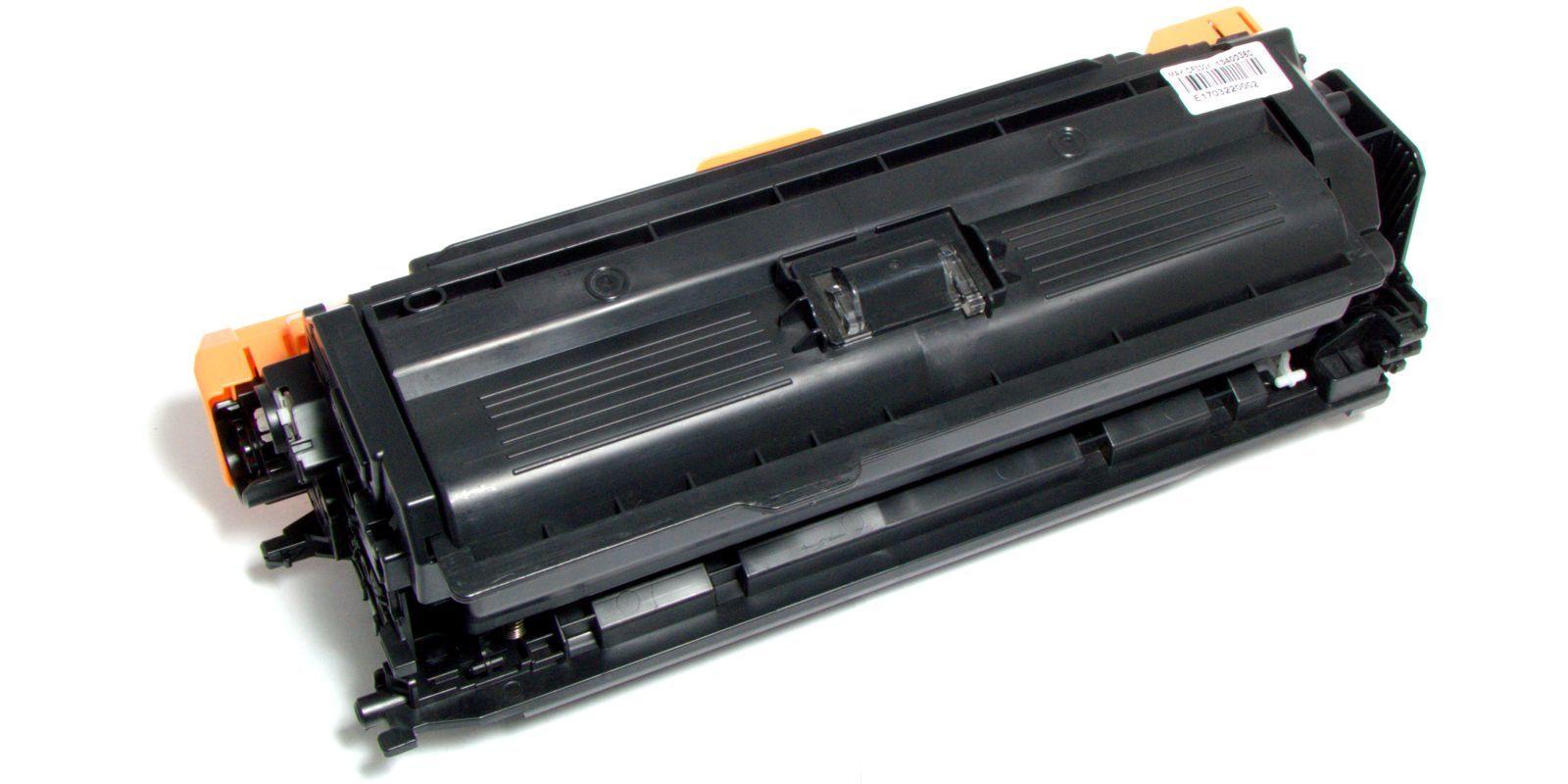 Картридж лазерный цветной MAK© 654X CF330X черный (black), увеличенной емкости до 20500 стр.