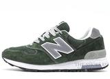 Кроссовки Мужские New Balance 1400 Khaki Green White