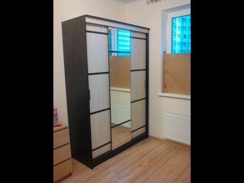Сакура шкаф-купе 1.5 м-