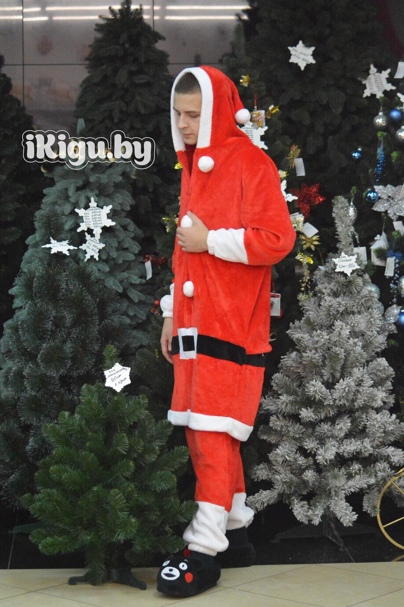Пижамы кигуруми Санта Клаус дед_мороз2.jpg