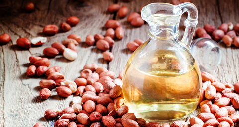 Фреш - масло из сырого арахиса