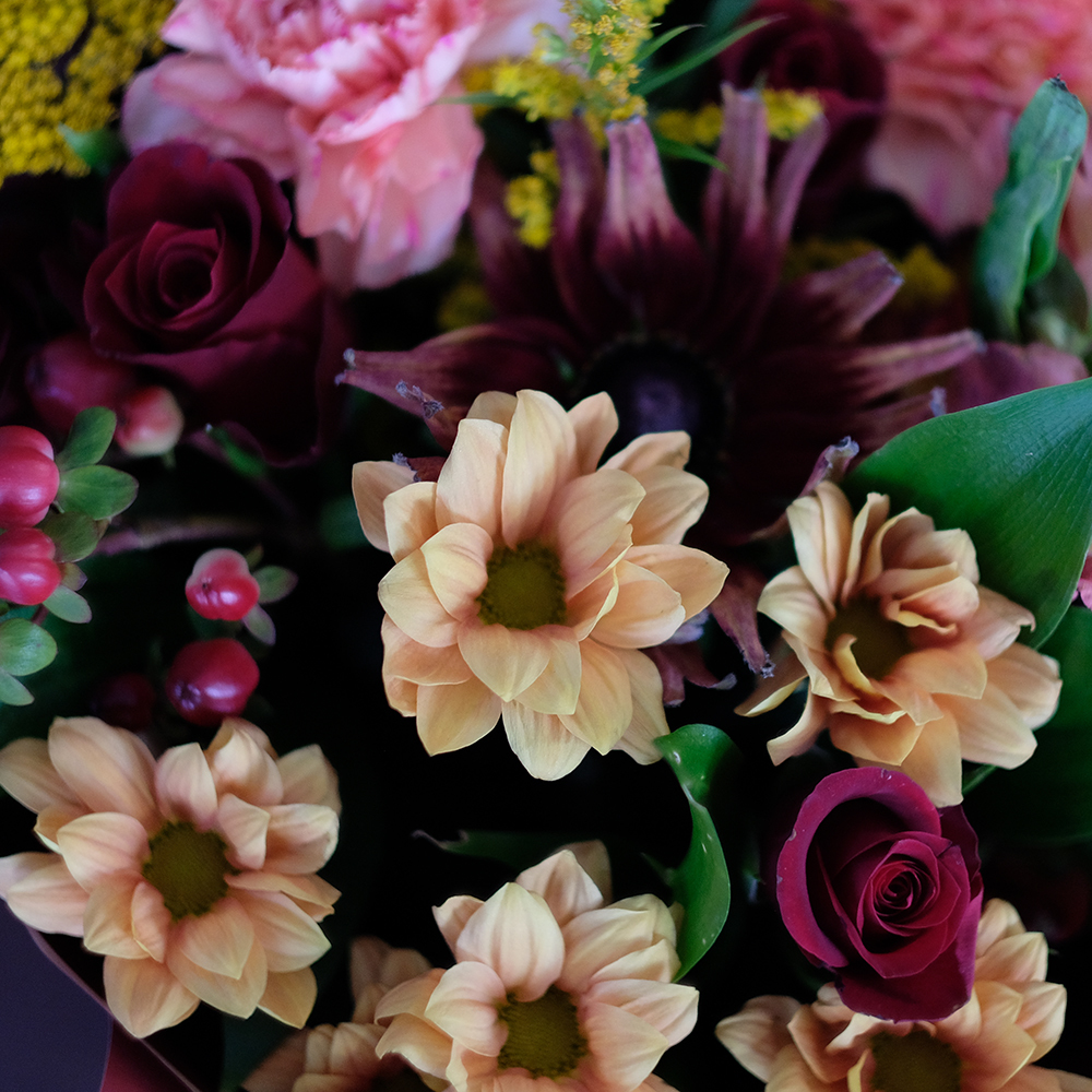Купить хризантемы в Перми