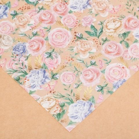 Ацетатный лист Букет невесты