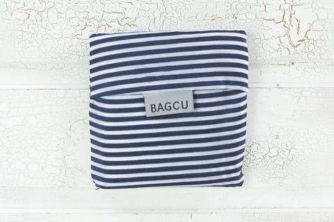 Сумочка-авоська Blue Stripes