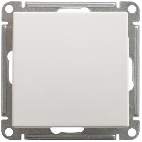 Переключатель одноклавишный, 16АХ. Цвет Белый. Schneider Electric Wessen 59. VS616-156-1-86
