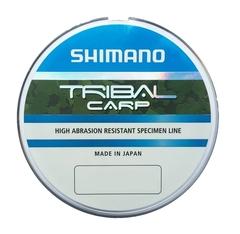 Леска SHIMANO Tribal Carp 1530м коричневая 0,255мм QP 6,6кг