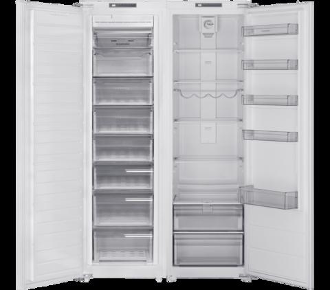 Холодильник side-by-side Schaub Lorenz SLU E524-1WE (SL SE310WE + SL FE225WE)