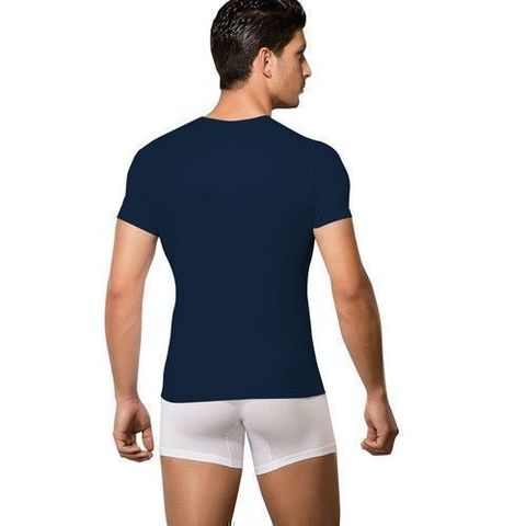 Мужская футболка синяя Doreanse 2855