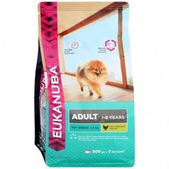 Корм для собак миниатюрных пород, Eukanuba Dog TOY ADULT