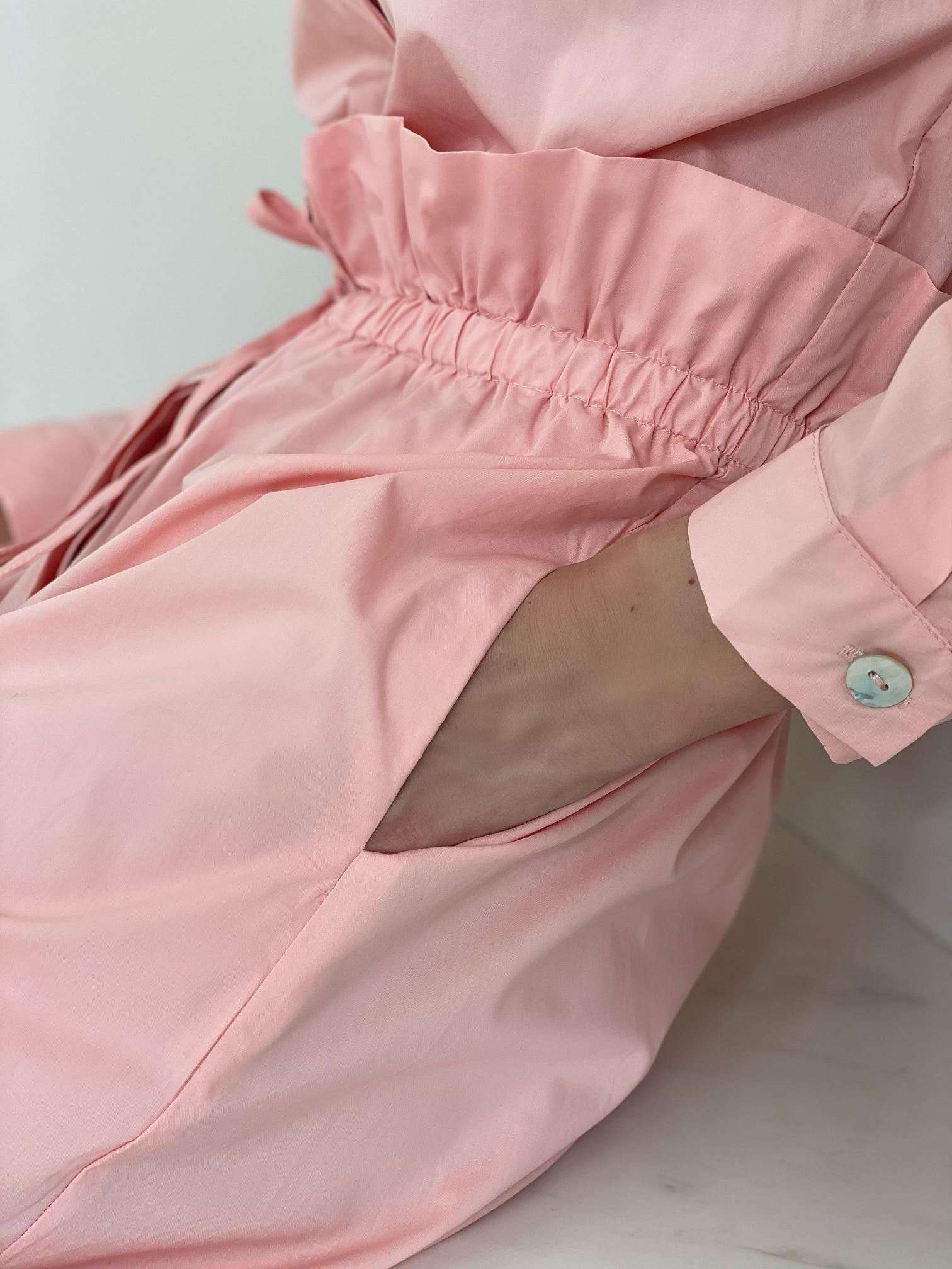 Платье, Ballerina, AG1577 (пепел розы)