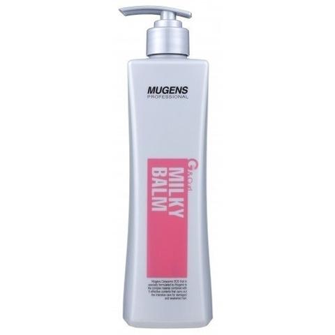 WELCOS Mugens Бальзам для волос молочный Mungens Milky Balm