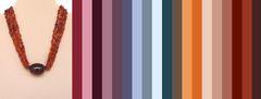 некоторые варианты подходящих цветов одежды