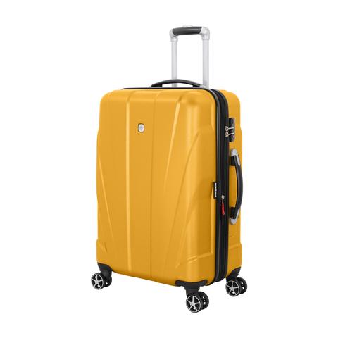 Чемодан Swissgear  (7798217167) Adams желтый 46x27x67 см 64 л