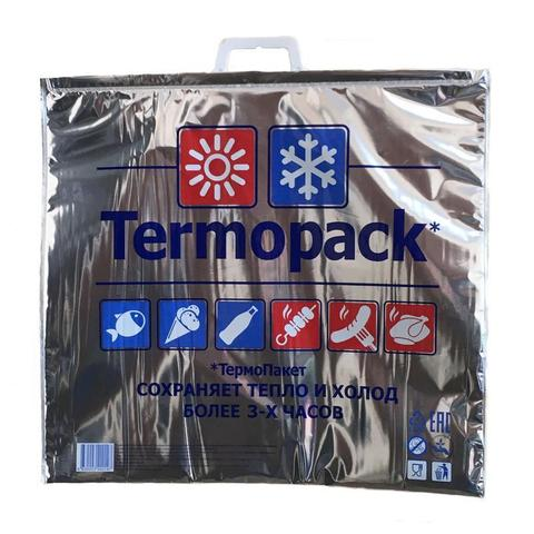 Термопакеты для продуктов 60х55 (фольга снаружи)