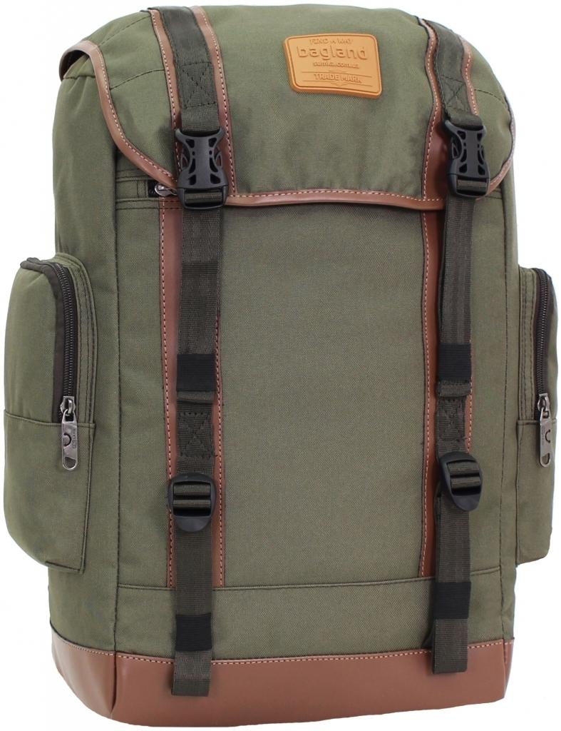 Рюкзаки для ноутбука Рюкзак для ноутбука Bagland Palermo 25 л. Хаки (0017966) dfc0ddf31f87eeef737ffb16705467b5.JPG