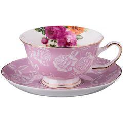 Чайный набор из фарфора на 6 персон 275-832