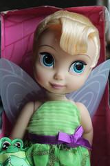 Фея Динь-Динь, Disney Animators (Дисней Аниматорс), 38 см ПРЕДЗАКАЗ ЯНВАРЬ 2021