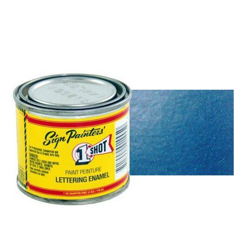 Эмали для пинстрайпинга 955-P Эмаль для пинстрайпинга 1 Shot Перламутровый Синий (Reflex Blue), 236 мл ReflexBlue.jpg