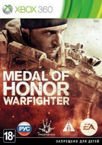 Medal of Honor: Warfighter (Xbox 360, английская версия)