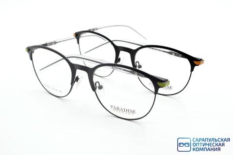 Оправа для очков PARADISE ELEGANT P76558  металл