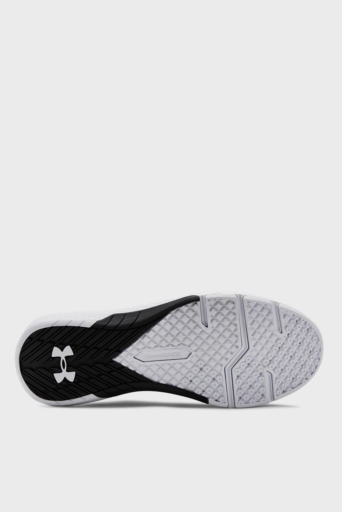 Мужские черные кроссовки UA Charged Commit TR 2.0 Under Armour