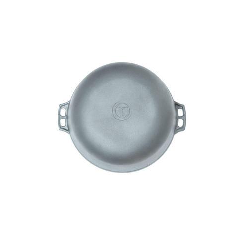 Казан алюминевый с крышкой 4 л - Гардарика
