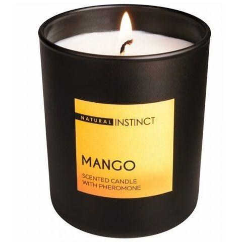 Ароматическая свеча с феромонами Natural Instinct