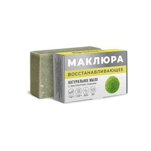 Мыло «Восстанавливающее» на основе маклюры и софоры (Дп)