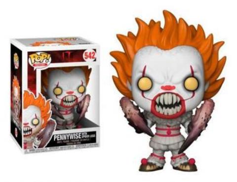 Фигурка Funko POP! Vinyl: IT S2: Pennywise (Spider Legs) 29526
