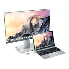 USB адаптер Satechi USB-C to HDMI 4K 60HZ, серебряный