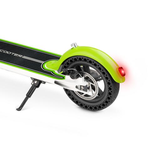 Электросамокат EVO Blade T-Zero зеленый артикул 500001
