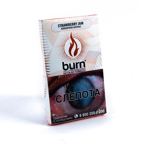 Табак Burn Strawberry Jam 100 г