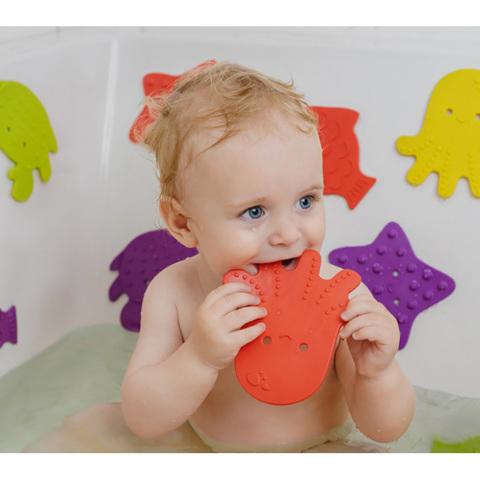 Антискользящие мини-коврики для ванны